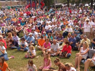 2021 Crossville Apple Festival