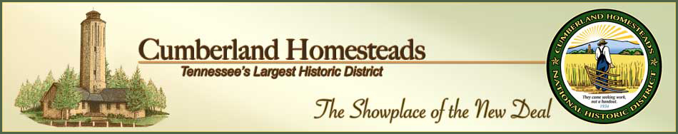 Cumberland Homesteads Tower Association